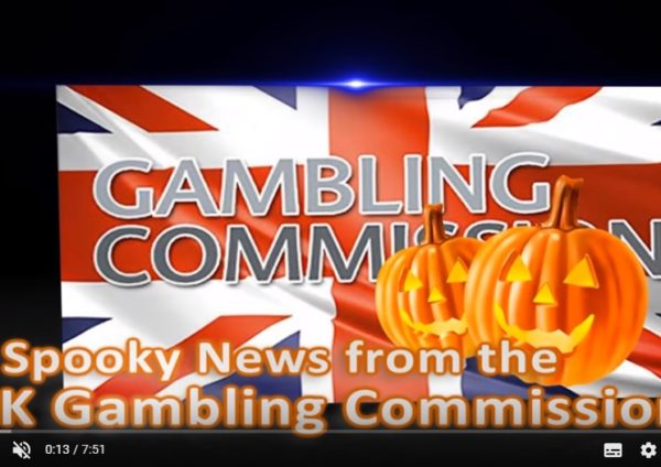 Spooky News from UK Gambling Commission