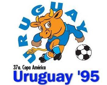 Copa America 1995 Uruguay