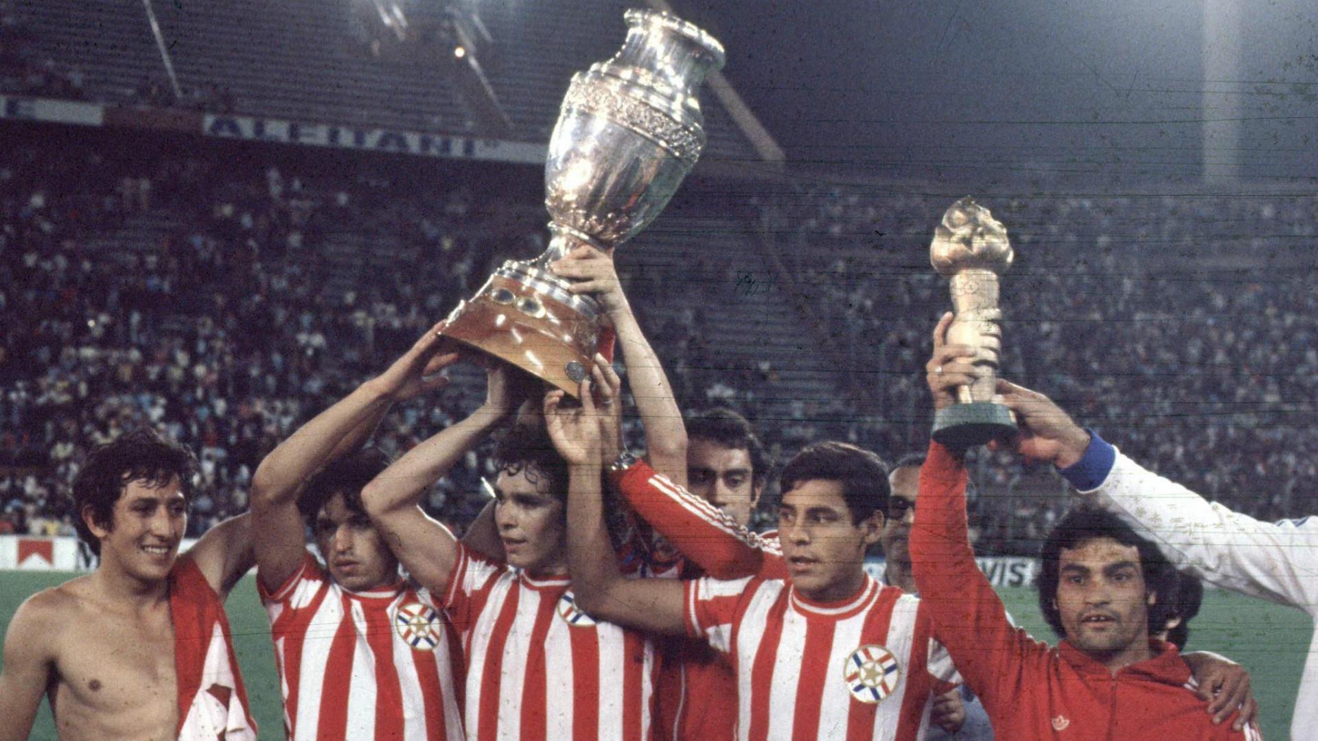 history of copa america