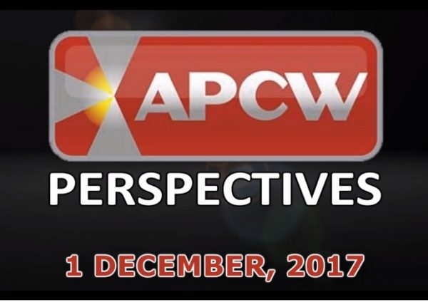 The Net Neutrality Threat to Online Gaming APCW Perspectives for 1 December 2017