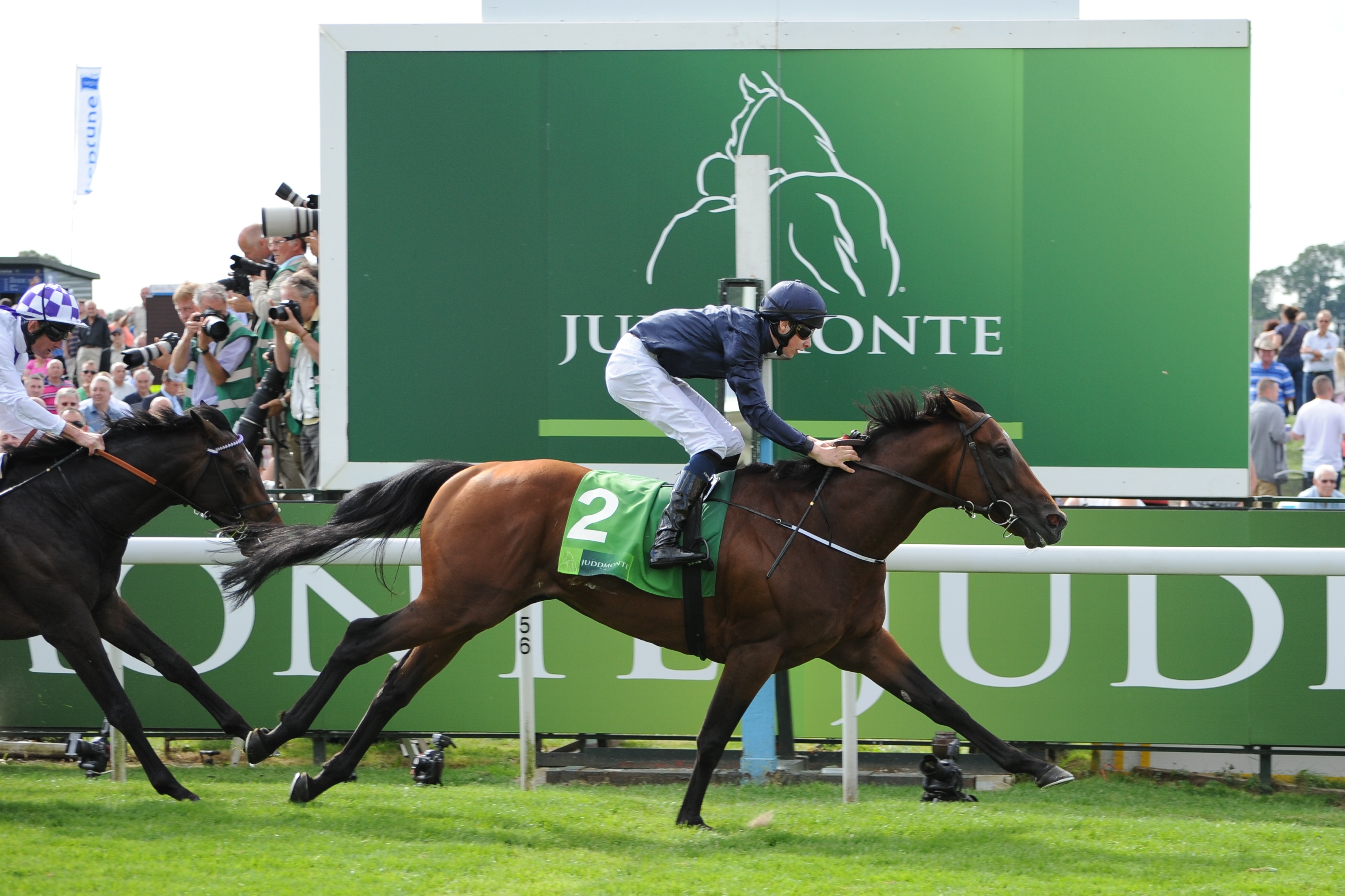 Juddmonte International - York