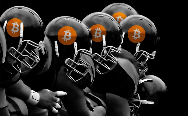 american football bets with cryptocurrency sports betting