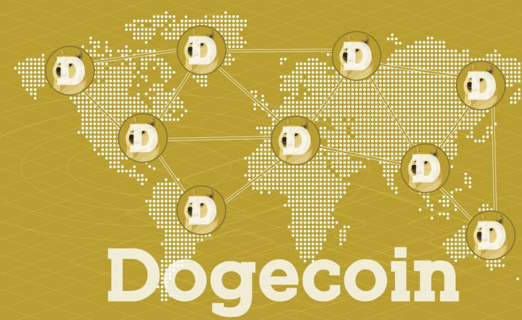 how dogecoin mining games works dogechain wallet