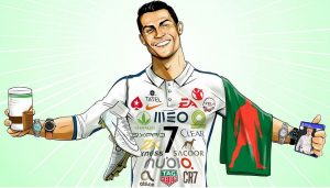 cristiano ronaldo portugal brand endorsements sponsors value