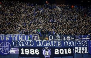 bad blue boys dinamo zagreb hooligans