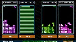 classic old tetris esport nes worlds retro