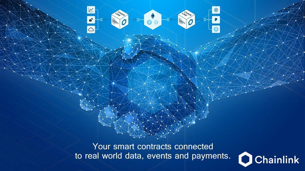 chainlink node mining link wallet