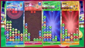 puyo in english pop fever game