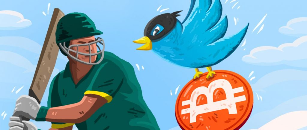 cricket betting with bitcoin