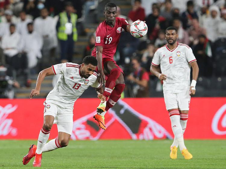 arabian gulf football uae president's cup