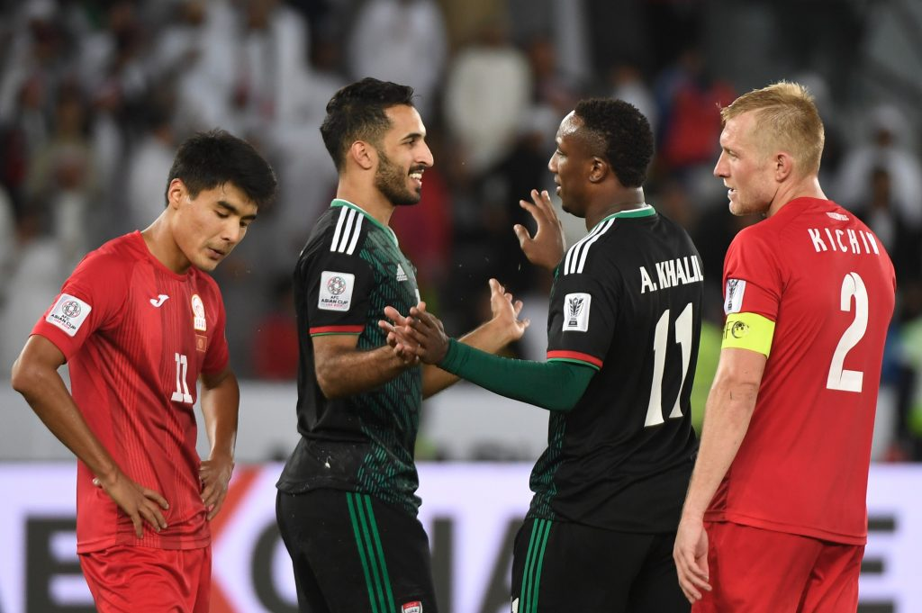 united arab emirates league cup football team