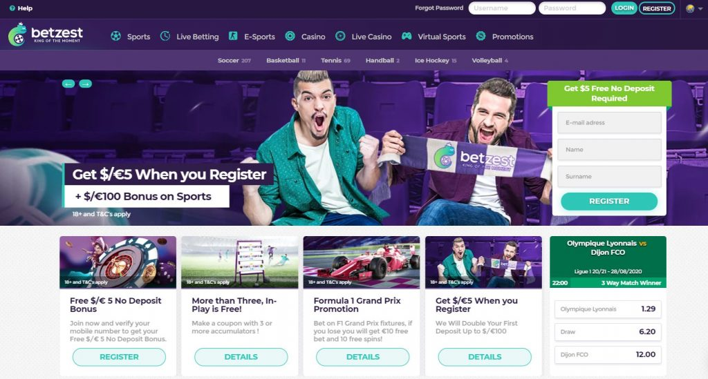 betzest sportsbook review welcome bonus