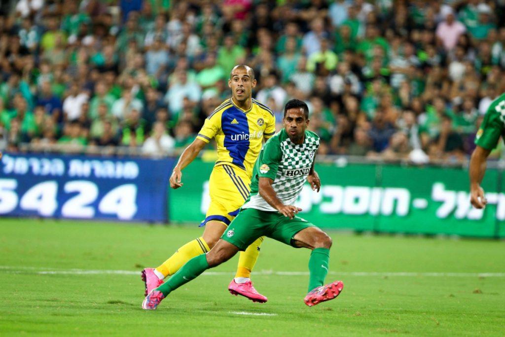 maccabi haifa match eyal berkovic