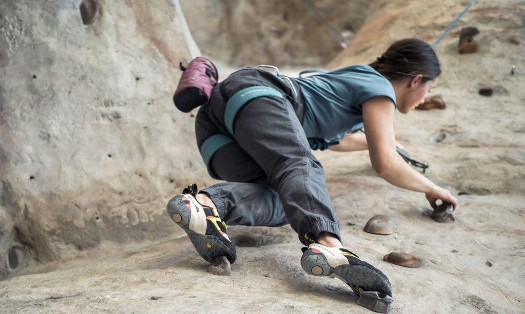 sport indoor climbing