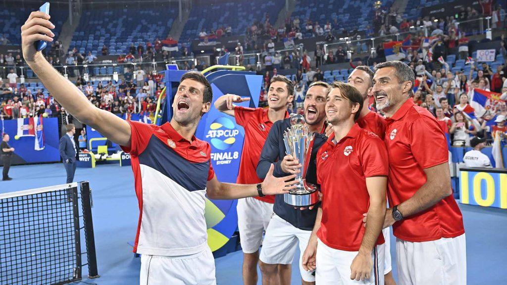 serbia dutch open belgrade tennis novak djokovic