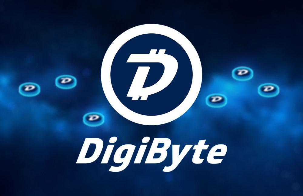 digibyte cryptocurrency logo