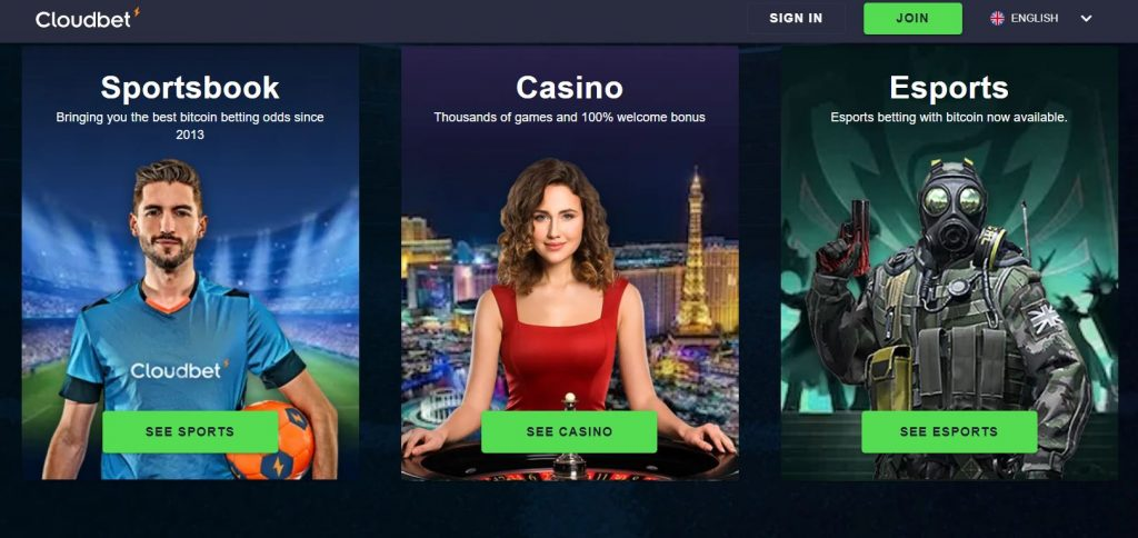 cloudbet sports betting review esports mobile app