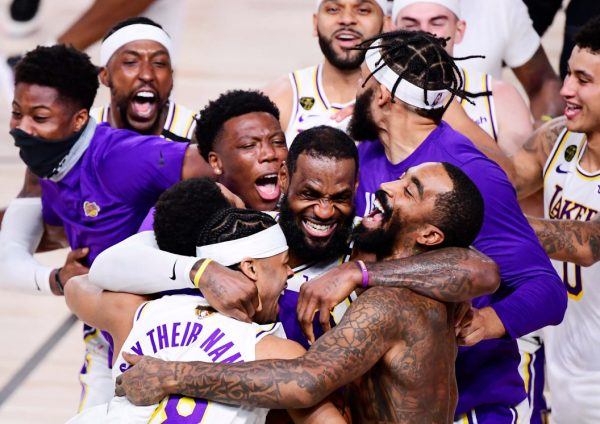 lakers nba champions