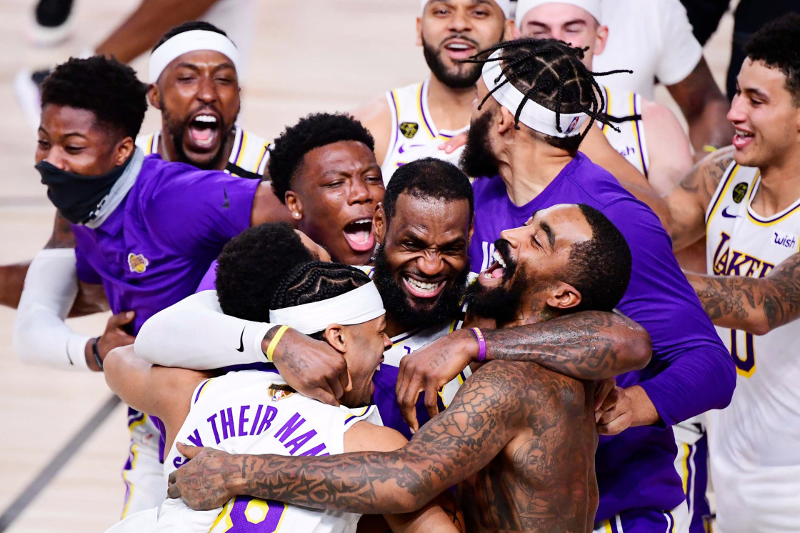 juara lakers nba