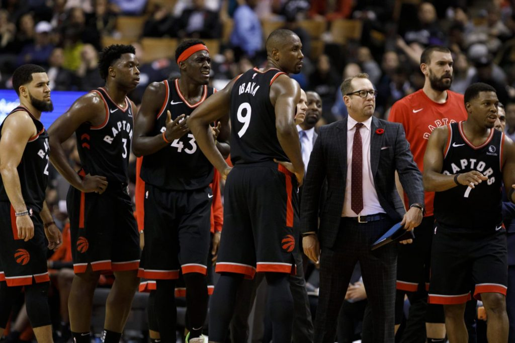 toronto raptors will play in florida