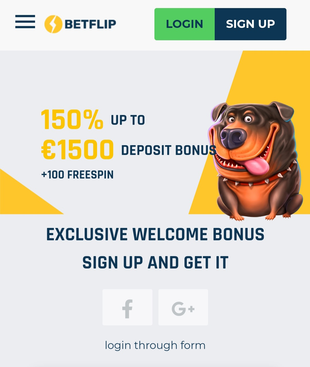betflip sports offer bonus code