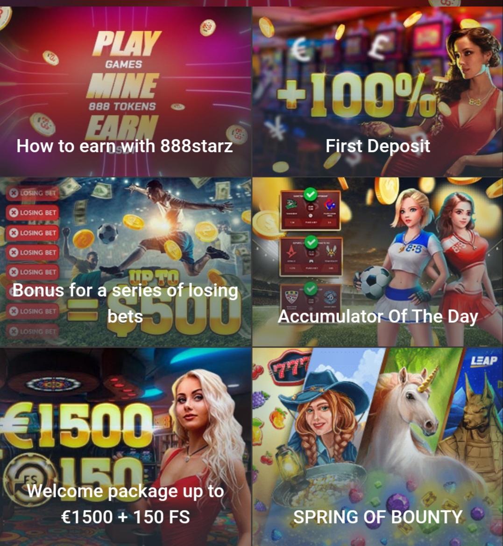 888starz promotions and bonuses promo code casino