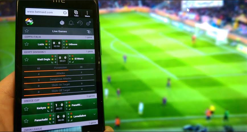betting site with betfair live streaming stream