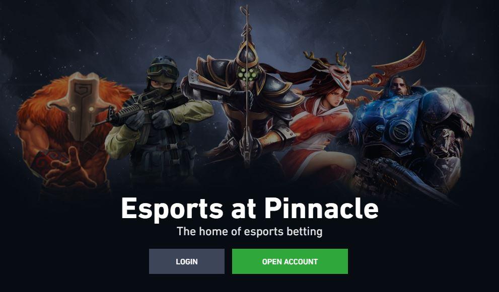 pinnacle esports betting pinacl sign up bonus