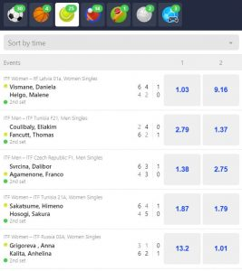 betmaster tennis live play