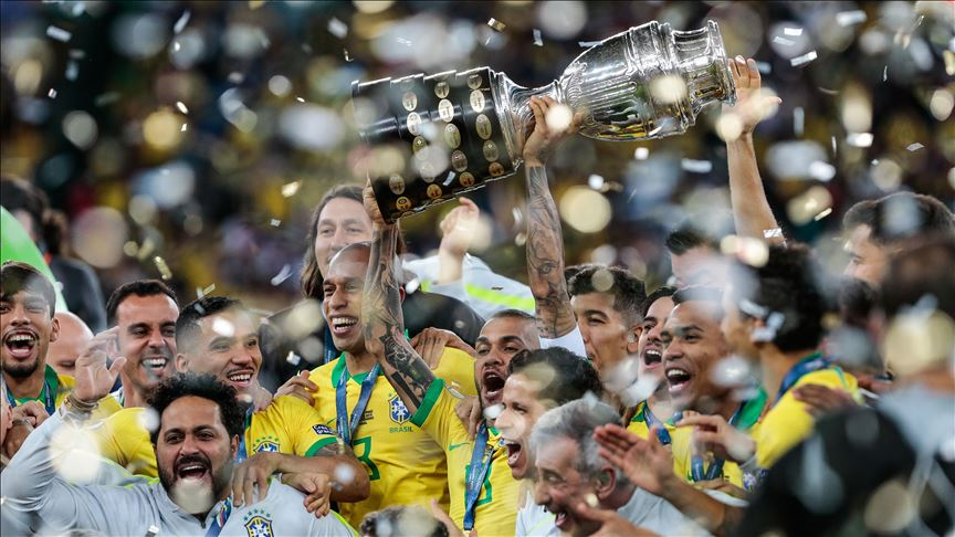 what is copa america trophy every year