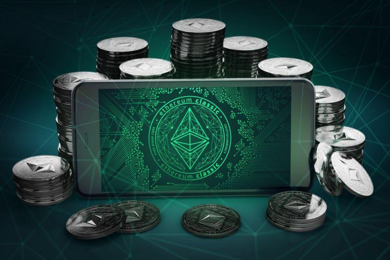 1 ethereum classic etc to inr dollar