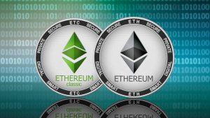 ethereum etc vs eth or ethereum classic