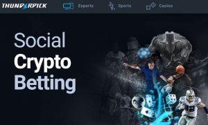 thunderpick social betting thundercoin